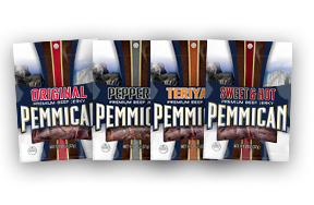 Pemmican Clean Label Beef Jerky